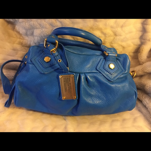 84337faa6fd Marc By Marc Jacobs Bags | Classic Q Baby Groovee Leather | Poshmark